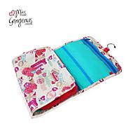 미스 gorgeous® 여성 가방 세면 파우치 저장 수첩 지갑 상자 메이크업 컨테이너 여행 가방