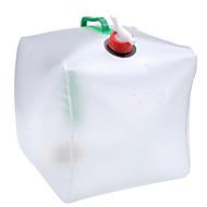20l plein air portables fournitures de camping de bouteille d'eau pliable