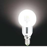 Xiangshun E 14 5W 9x5730SMD 300LM 3200K Warm White Light LED Filament Lamp (AC 220V)