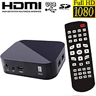 RSH™ Mini Full HD 1080p Advertising Media Player 3d Media Player hard disk display with Auto play&Loop &Resume Function