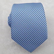 Men's Classic Fashion Small Dots Necktie Teflon Water Proof Tie