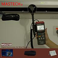 Mastech ms6250 ammatillinen air mittari - tuulen nopeus tuuli mittari