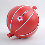 winmax® PVC 빨간 권투 속도 가방 / 속도 공