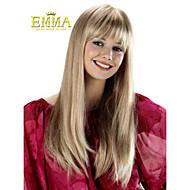 klassiske straight blonde paryk varmt salg populære syntetisk paryk billig paryk