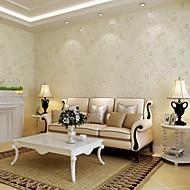 Contemporary Wallpaper Art Deco 3D High - grade European Style Garden Wallpaper Wall Covering Non-woven Fabric Wall Art