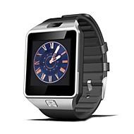 ny smart watch dz09 med bluetooth v4.1 skritteller / stillesittende påminnelse / søvn overvåking / fjern kamera / anti-tapt funksjon
