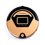 """Robot Vacuum Cleaner """"Hurricane"""" - Auto Recharging Station, Ultra Silent, UV Disinfectant, Virtual Wall"""