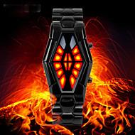 SKMEI® Men's Watches Montre Homme LED Waterproof Wrist Watch Unisex Watches Couple Watches Calendar Cool Watch Unique Watch