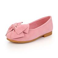 ( Svart/Gul/Rosa ) Komfort - Flate sko - Kunstlær - GIRL