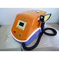 macchine laser di rimozione del tatuaggio nd yag tatuaggio sopracciglio pigmento pulito dispositivo di cura della pelle smacchiatore con