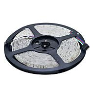 YouOKLight® 10 M 600 3528 SMD Rouge Vert BleuDécoupable / Télécommande / Auto-Adhésives / Couleurs changeantes / Connectible / Pour
