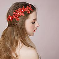 Women's Fashion Elegant Lace Headpiece - Wedding Flowers 1 Piece