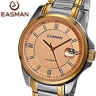 EASMAN Brand Watch Automatic Mechanical Business Gold Watch Luxury Sapphire Wristwatches