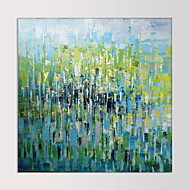 Modern Abstract Hand Painted Oil Painting on Canvas