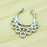 Unisex Surgical Steel Nose Ring