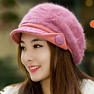Linda Women Cap   , Cute / Casual Other Keep Warm  Ear Protection Winter