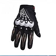 Motorsykkel hansker Full Finger Polyester / Mesh M / L / XL Rød / Svart / Blå