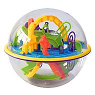 nieuwe 3d magische intellect doolhof bal 158 niveau kids kinderen balans logische mogelijkheid puzzelspel educatieve leermiddelen