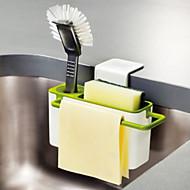 מדף רב תפקודי אחסון waterlogging מטבח (צבע אקראי)