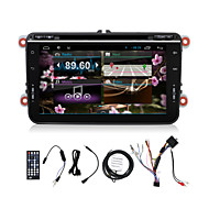 Android4.4 Dashboard Car DVD Stereo GPS Player for Volkswagen Polo, Jetta, Passat, Golf,Tiguan with Wifi