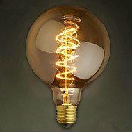 E27 40W g125 žice bar mjehurić zmaj Edison retro ukrasne lampe nit