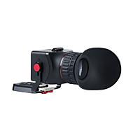 sevenoak® sk-vf pro 1 visor para câmeras SLR Nikon Canon Sony, com 3 / 3.2 'tela LCD' polegadas, marca 5d ii 5D3 6d 7d 60d 70d, d800