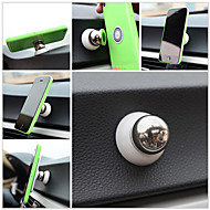 Universal 360 Degree Rotation Magnetic Car Mount Dashboard Holder Stand for iPhone Samsung Huawei and Other Cellphone