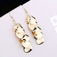 Vintage / Cute / Party / Work / Casual Alloy Drop Earrings