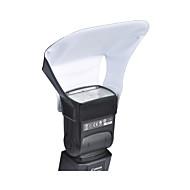 Universal Portable Flash Soft Box Diffuser Pocket Bouncer XTLB for Canon Nikon Sony Olympus Flashes