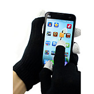 Winter Men Women Knit Touch Screen Gloves For Mobile Phone,Smartphone 5 Colors