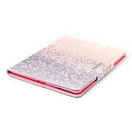 specielle design nyhed folio taske pu læder farvet tegning eller mønster hylster til iPad / 2/3/4 for