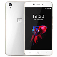 "OnePlus Straight 5.0 "" Android 5.1 4G-smartphone (Dual SIM Quadcore 13 MP 3GB + 16 GB Wit)"