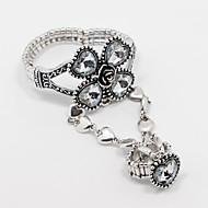 Hochzeit / Party / Alltag / Normal - Vintage Armbänder / Ring-Armbänder ( Aleación )