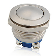 12V Waterproof Metal Push Button Momentary ON OFF Horn Switch Car