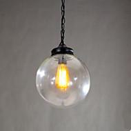 Vedhæng Lys LED Kontor/Business Stue / Soveværelse / Badeværelse / Læseværelse/Kontor / Entré Metal