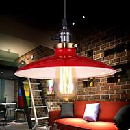 Americká průmyslová kavárny půdní loft styl studie ufo droplight