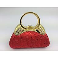 נשים משי רשמי תיק ערב זהב / אדום / כסוף / שחור