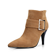 Women's Boots Spring / Fall / Winter Fashion Boots / Combat Boots Leatherette Party & Evening / Casual Stiletto Heel