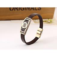 Spider pattern retro metal bracelet bracelet jewelry leather bracelet popular in Europe and America(bracelet)