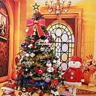 180CM 380 Branches  Luxury Christmas Trees(Include 125PCS Christmas Decoration)