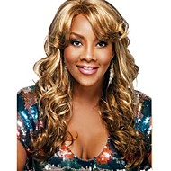 High quality European and American Fashion Long Curly Synthetic Wigs