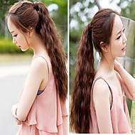 Charming  Brown Taco  Horsetail Hair Extensions