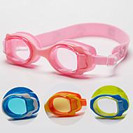 Made In China Yüzme Gözlüğü Çocukların Buğulanmaz / Su Geçirmez / Ayarlanabilir Boyut Acetate Akrilik Sarı / Pembe / Mavi / TuruncuAçık