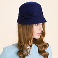 Celada Sombreros Casual / Oficina / Al Aire Libre Lana Mujer Casual / Oficina / Al Aire Libre 1 Pieza