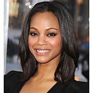 naturelle des cheveux humains partie médiane avant de dentelle de nouveau style perruque pour les femmes noires