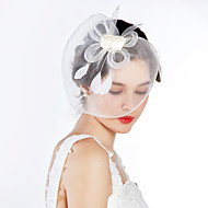 net belle fascinators femmes Feather