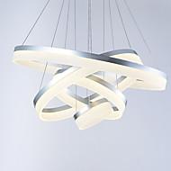 1.5 Moderno / Contemporáneo / Tradicional/Clásico / Rústico/Campestre / Tiffany / Retro / Campestre LED Galvanizado Metal Lámparas Araña