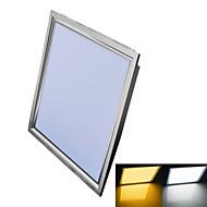 18W תאורה לפאנלים 90 SMD 3014 1650 lm לבן חם / לבן קר AC 100-240 V חלק 1