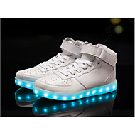 LED Shoes High LED light luminous shoes USB charging Fashion Sneakers