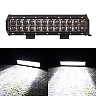 120W 12 Inch OSRAM Flood Beam LED Work Light Bar 12V 24V SUV ATV UTV Wagon 4WD 4X4 Offroad LED Driving Work Lamp